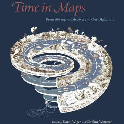 """Time in Maps"" Virtual Book Launch"