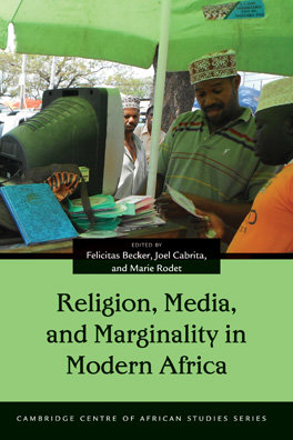Religion, Media and Marginality in Africa